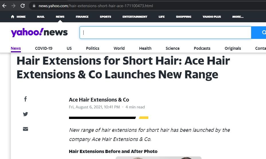 Yahoo News Ahe