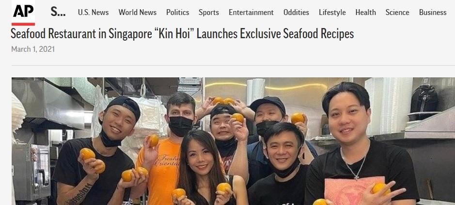 Kin Hoi Associated Press